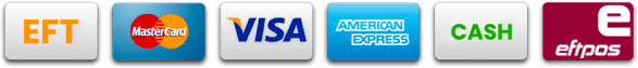 credit card payment option icons